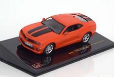 1:43 Ixo Chevrolet Camaro 2012 naranja/Black