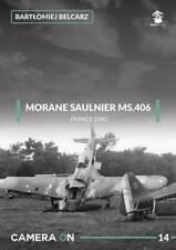 Morane Saulnier MS.406, France 1940 by Bartlomiej Belcarz (author)