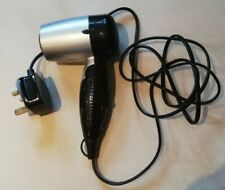 Mini Travel Hairdryer With Folding Handle.