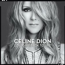 Celine Dion, Anne Ge - Loved Me Back to Life [New CD]