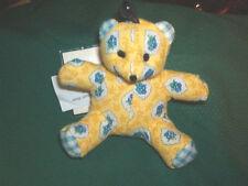 vera bradley bitty bear, ELIZABETH, NWT