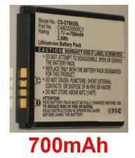 Batterie 700mAh Pour ALCATEL One Touch 2010D, 356, 665, OT-2010, OT-2010D OT-356