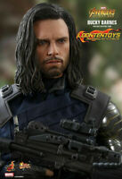 Hot Toys 1/6 Bucky Barnes Action Figure Avengers Infinity War MMS509 Collection