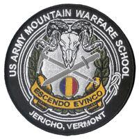 Merrow Edge 5 12 White Letter Wax Back TF Ranger 10th Mountain Division Battle of Mogadishu Patch Black Hawk Down 3rd Ranger Bn