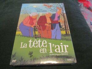 "DVD NEUF ""LA TETE EN L'AIR"" dessin anime de Ignacio FERRERAS"
