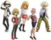Bandai Tamashii Tiger & Bunny Half Age Characters Toy Figures vol.1 Set of 8
