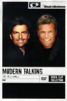MODERN TALKING - THE FINAL ALBUM  DVD  20 TRACKS INTERNATIONAL POP  NEW+