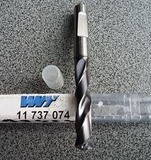 Borer Ø 7,4 mm VHM-Spiralbohrer WNT 11 737 074 WTX 7,40 R 3D Mit IK drill