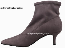 New Womens Grey NEXT Boots Size 4 RRP £38