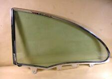 1955 1957 Pontiac  & Chevy Hardtop Quarter Green Window Assembly, C4647516LER