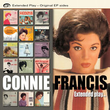 Connie Francis : Extended Play CD (2015) ***NEW***