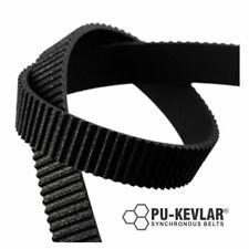 PU-Kevlar® GT2 Synchronous made with Kevlar / Polyurethane Laser/CNC Belt 9mm