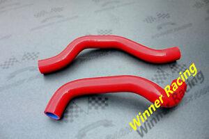 RED radiator hose for TOYOTA CELICA ST180/ST181/ST182/ST183/ST184 89-93