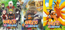 DVD Naruto Shippuden Complete Box 1 2 3 ( Episode 1 - 400 )  ~ English Version ~