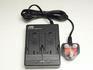 JVC AA-V80EK - Double Power Adapter / Battery Charger 7.2V 1.2A (NEW)