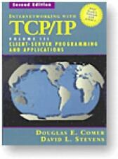 3: Internetworking with TCP/IP Vol. III, Client-Server Programming and Applicati