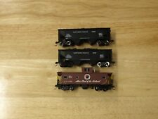 Northern Pacific HO Scale Freight Cars and Caboose - MMR Trains and More