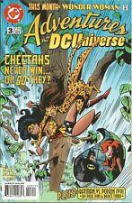 DC Comics Adventures in the DC Universe #3 Jun 1997 VF/NM