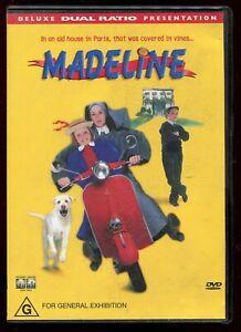 Madeline - R4 DVD Kids Film