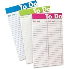Ampad To Do List Notepad
