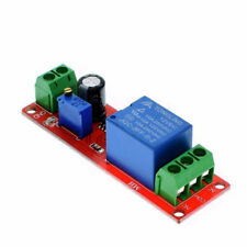 12v Adjustable 0 to 10 Second Delay Relay Module - Ne555