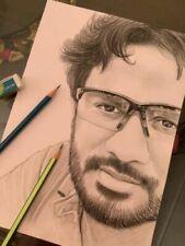 Portrait Art Drawings