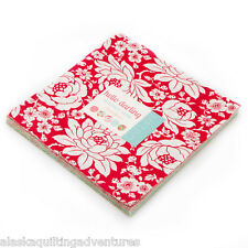 """Moda FABRIC Layer Cake ~ HELLO DARLING ~ by Bonnie & Camille - 10"""" squares"""