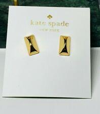 Kate Spade Sliced Scallop Stud gold Earrings