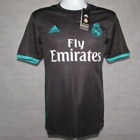 2017-2018 Real Madrid Away Football Shirt, Adidas, Soccer Jersey, **BNWT**
