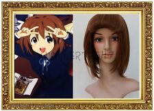 Anime K-On Yui Hirasawa Brown COSPLAY Wig 35000