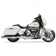 Exhaust system road rage b4 2-into-1 chrome - Bassani xhaust 1F58R