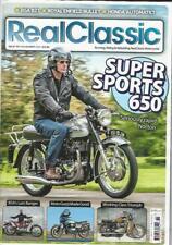 REAL CLASSIC Magazine No.163 / Nov 2017 (NEW COPY) *Post included to UK/EU/USA