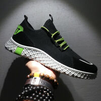 Men's Sneakers Casual Sports Athletic Breathable Walking Running Shoes Outdoor