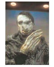 Robert Ashby Dr Who hand signed photo COA UACC & AFTAL Dealer