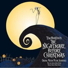 Nightmare Before Christmas [CD]