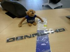 GENUINE GM DENALI HD Chrome Nameplate Door Emblem...GM# 25779765 NEW!