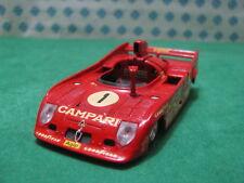 Vintage  -  ALFA ROMEO 33 TT 12 Le Mans             -  1/43 Solido Ref. 41