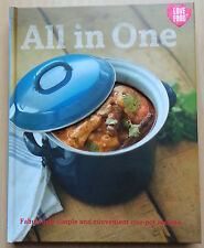 RECIPE BOOK: ALL IN ONE - FABULOUSLY SIMPLE AND CONVENIENT ONE-POT RECIPES