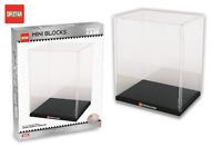 Bausteine Anzeigefeld Show Box Display Case Spielzeug Geschenk Modell Kind