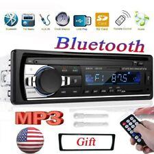 Car Stereo Radio Bluetooth Audio FM Aux Input Receiver SD USB MP3 Player In-Dash