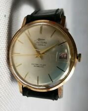 Rare Vintage Systema 17 Jewels Extra Flat Incabloc Swiss Made Watch