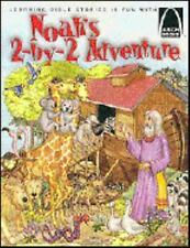 Noah's 2-by-2 Adventure - Arch Books, Carol Wedeven, Arch Books, Good Book