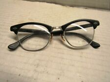 Vintage Retro Cat Glasses Bifocals Art Craft Gold Filled Excellent Readers