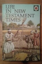 Matt Ladybird Book Life in New Testament Times Christian Bible RE KS1 History