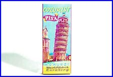 KURZ Buntstifte / Schiefer Turm von PISA / 50 Jahre / Nürnberg / Colorist