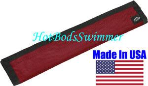 Timbuk2 Strap Pad for 2013 Messenger Bag Crimson Red (Made In USA)