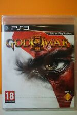 GOD OF WAR III 3 - PS3 - ORIGINAL - PRECINTADO - PAL ESPAÑA