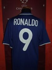 RONALDO BRAZIL 2000 AWAY MAGLIA SHIRT CALCIO FOOTBALL MAILLOT JERSEY CAMISETA