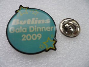 Butlins Gala Dinner 2009 Holiday Camp Badge