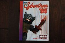 SDCC 2015 EXCLUSIVE TRANSFORMERS CYBERTRON KREO CLASS OF 1985 BRAND NEW